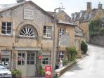 Blockley village shop and cafe