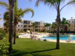 Vila de Praia swimming pool and grounds