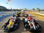 Karting Mania, less than 20 minutes drive from the villa, is Mallorca's largest Go Karting cent
