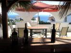Villa Tranquila, Majestic Luxury villa, View from Pool bar