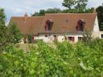 Façade du Cottage du Vigneron