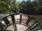 The Sorgue River