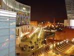 Liverpool One shopping centre (less 10 mins walk from apartment)