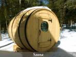 Six Person Sauna