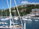 Herceg Novi harbour