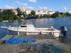 bateau pêche promenade