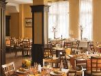 Restaurant Valuni in the hotel complex