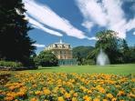 Surroundings - Villa Taranto botanic Garden