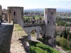 Spello near Assisi