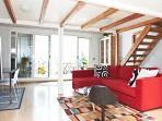 Lovely loft ideal for couples