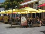 Local Spanish village with bars resturants-Easy 15 min walk