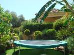 La Buena Vida trampoline