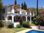With exceptional views and a choice of sun terrace or cool shade Casa Calena is the perfect location