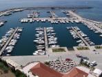 Tourist port Marina di Capitana