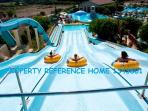 If fun is your thing, there's the nearby water park! (see your search engine for details)