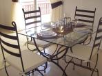 Dining at home in comfort