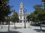 Hôtel de ville à Porto