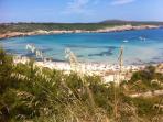 Playa de Arenal de Son Saura;