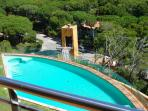 Community pool.- SA PUNTA COSTA BRAVA