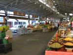 marché Provençal : try some specialties !!