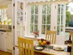Dining Room in a Lantern Conservatory