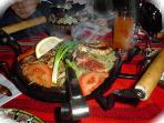 Dinner Bansko style
