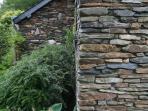 la beauté du mur de la maison