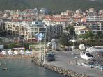 Vega Village superb position next to beach and marina