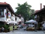 Bansko village