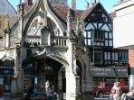 Salisbury - The Poultry Cross
