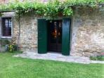 Entrance to Valpiana