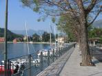 Enjoy a stroll along the promenade