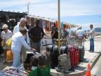 Sunday Markets at Hospitalet de L Infant