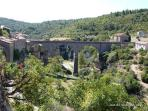 Visit the superb setting and village of Minerve - it is close by and an ideal 1/2 day out