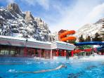 The Burgerbad Thermal Baths - great for kids!
