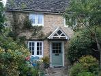 Plum Tree Cottage...picture postcard pretty
