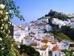 Village of Casares - best kept secret in Spain - oops, not anymore!