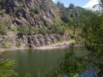 The Gullet Quarry.