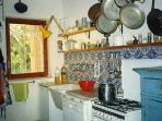 A kitchen for your gourmet cooking