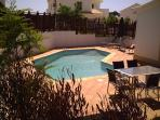 Our Private Heated Pool