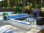 Fire Pit and BBQ area