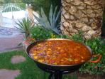 Make your own delicious paella