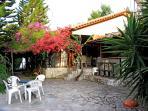 Villa Kefi terrace