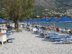 beach in Kalamata