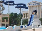 Have a great day out at Water World Waterpark
