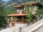 Villa Han, a quiet village setting but only 25 minutes from Marmaris