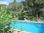 pool 12m x 6 m  ROME COTTAGE