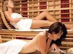 free sauna... Well-being