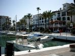 Local marina - Puerto de la DuQuesa 5 minute drive or 35 minutes walk