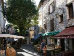 Vence - A wonderful historique village